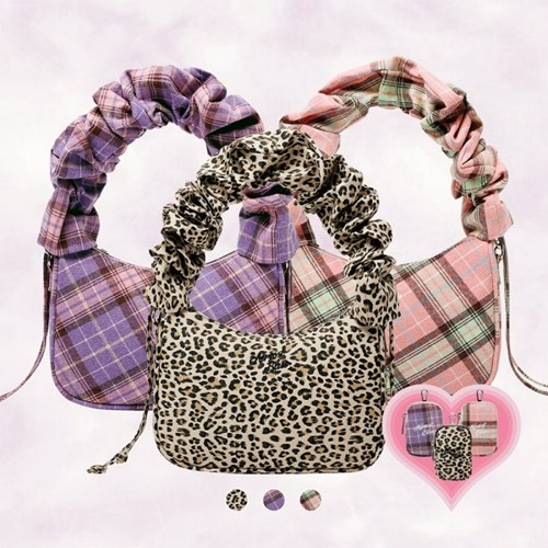 SCRUNCHIE BAG