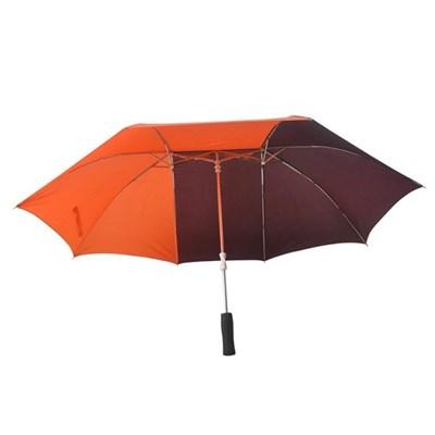 투톤 컬러 2인용 커플 연인 우산 장우산