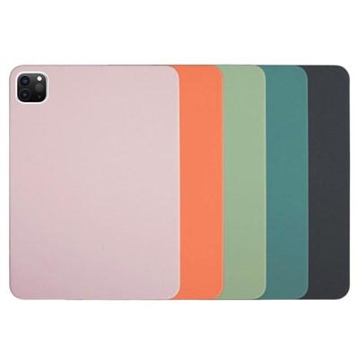 아이패드미니5 심플 컬러 실리콘 태블릿 케이스 T070_(3667928)