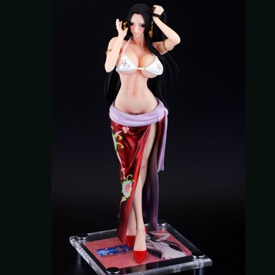 원피스 POP 피규어 고퀄리티 보아 핸콕 35cm figma hot