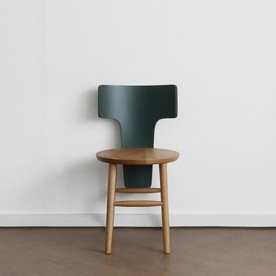 [오크] I형 의자 딥그린_(1696278)