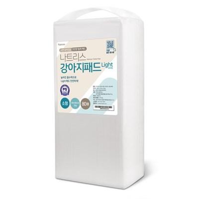 나트리스 강아지 배변 패드 소형 경제형 80매