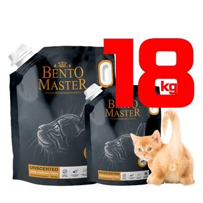 벤토마스터 9kg x 2개 먼지없는 대용량 고양이모래