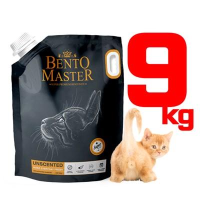 벤토마스터 9kg 응고력 좋은 먼지제로 고양이모래