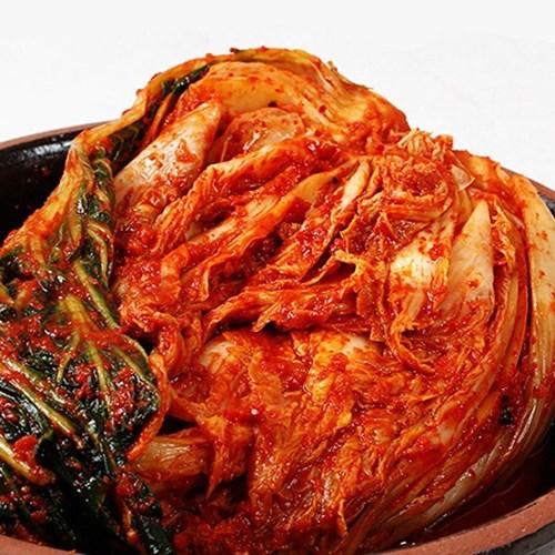 [남도장터] 옥선 배추김치 1kg