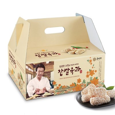 [남도장터] 찹쌀유과 450g