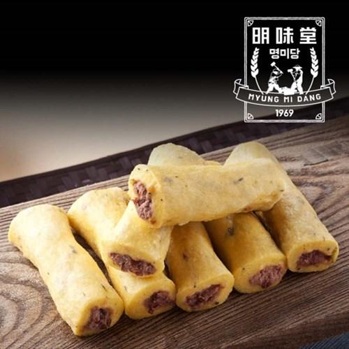 노란 단호박찰떡 45g x 20개/찰떡/찹쌀떡/식사대용/개별