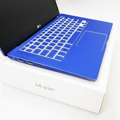 LG울트라PC 15 15U590 19년 컬러 디자인 노트북 스킨 필름