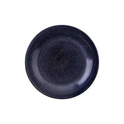 소소모소 시슬레 미디움원형접시 - 프러시안블루_(584253)