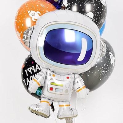 은박풍선 우주비행사