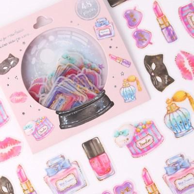 [금박] 언니의 화장대 요술램프 스티커팩