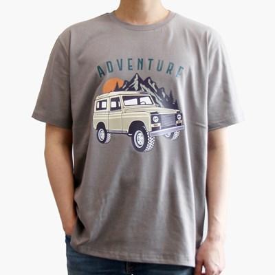 에픽멘즈 반팔 티셔츠 T619  빅사이즈
