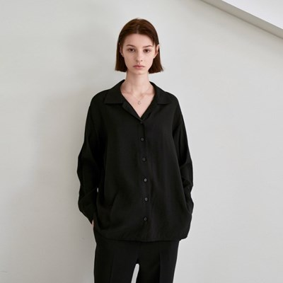 MINUTE BASIC BLACK SHIRTS