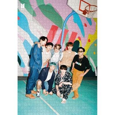 1000피스 직소퍼즐 - BTS 다이너마이트 포스터 2