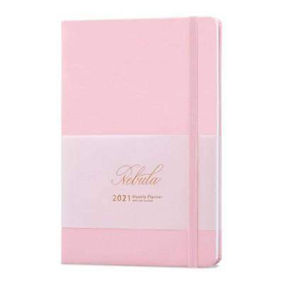 네뷸라 2021 위클리 플래너(핑크) Orchid Pink