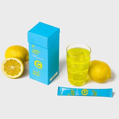 스마일씨에너지 레몬 마시는비타민! 포도당! [1~4박스] 옵션선택