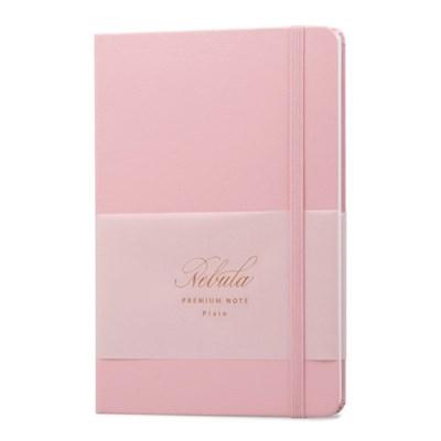 네뷸라 프리미엄 노트(핑크) 무지 Orchid Pink 만년필노트