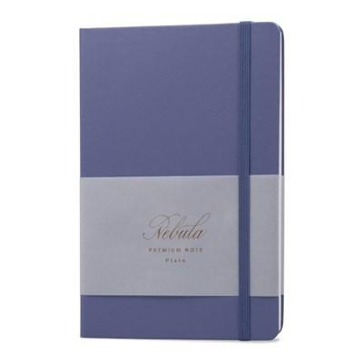 네뷸라 프리미엄 노트(퍼플) 무지 Lavender Blue 만년필노트