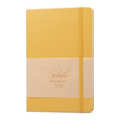 네뷸라 프리미엄 노트(옐로우) 줄지 Cozy Yellow 만년필노트
