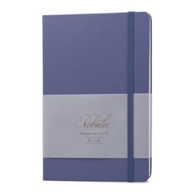 네뷸라 프리미엄 노트(퍼플) 줄지 Lavender Blue 만년필노트