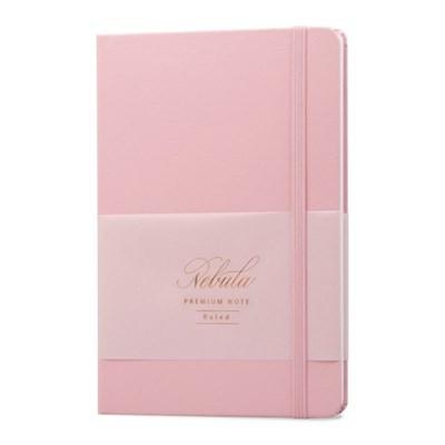 네뷸라 프리미엄 노트(핑크) 줄지 Orchid Pink 만년필노트