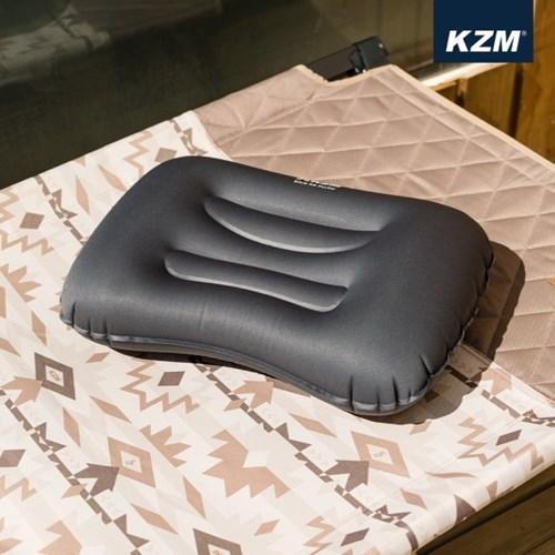 카즈미 스너그 에어 필로우 K20T3M005 / 휴대용 에어베개 차박 캠핑
