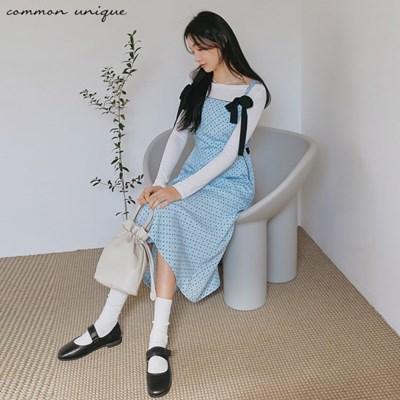 [커먼유니크] 에나 패턴 뷔스티에 원피스 - 2 타입_(1999701)