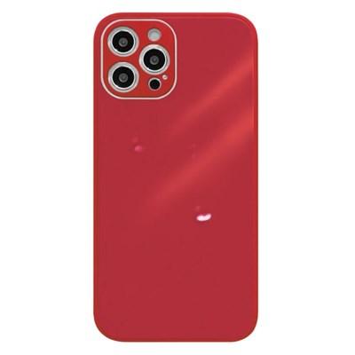 아이폰11 글라스 파스텔 심플 커버 하드 케이스 P584_(3674785)