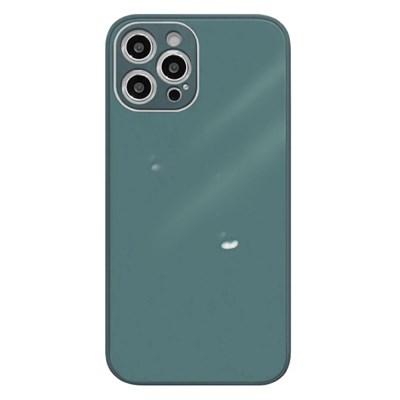 아이폰12프로맥스 글라스 파스텔 하드 케이스 P584_(3674779)