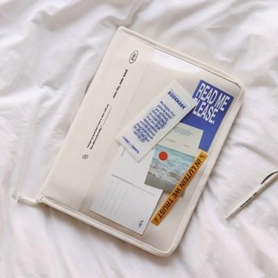 시그니쳐 아이패드 파우치 (12.9인치) / 노트북 겸용(13)