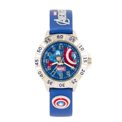 마블 캡틴아메리카 아동 캐릭터 어린이시계 MA021-CA
