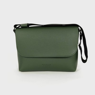109 MINI CROSSBAG KHAKI