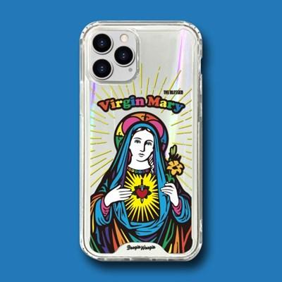 범퍼클리어 케이스 - 성모마리아(Virgin Mary)