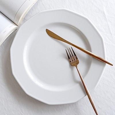 폴란드그릇 루비아나 원형디쉬(28cm)접시 플레이트