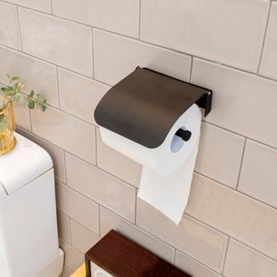 휴지걸이 덮개 욕실용품 블랙 모던 BI-5723 리엔_(3321617)