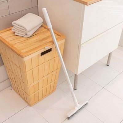 화장실청소도구 욕실청소솔 화이트 BI-5705 스마트_(3321608)