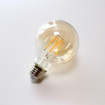 LED 에디슨전구 G80 4W