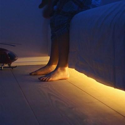 LED 침대 프레임 모션 센서라이트_건전지 타입