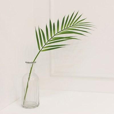 [반짝조명] 아레카야자 잎 조화 부쉬