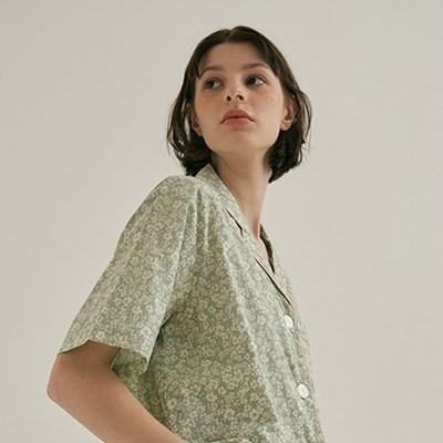 (w) Afternoon Tea Short Pajama Set