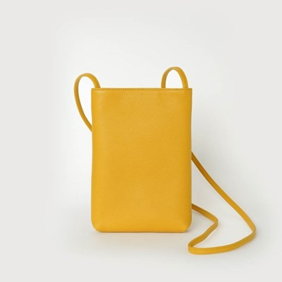 Plain Pocket Bag / Mimosa