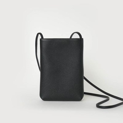 Plain Pocket Bag / Black