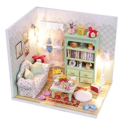 DIY 미니어처 하우스 (입문자용) -M012_미니쇼파