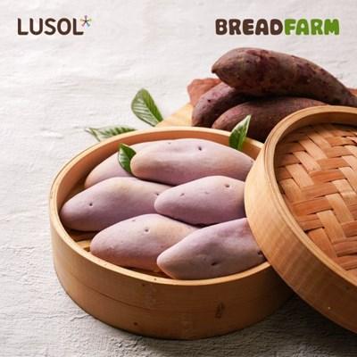 [루솔][브레드팜] 리얼고구마찰빵(글루텐프리) 5개입