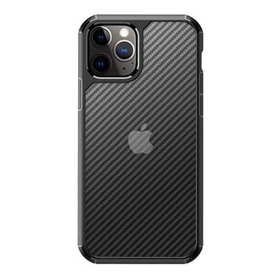 워너프 카본핏 블랙 범퍼 케이스 아이폰 12 미니 프로 맥스