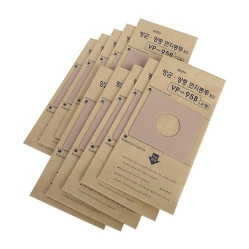 유성기업 삼성 청소기 먼지봉투 종이 필터 10P
