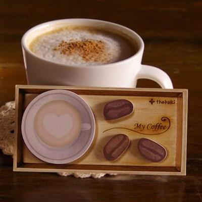 My Coffee-it 커피 메모잇