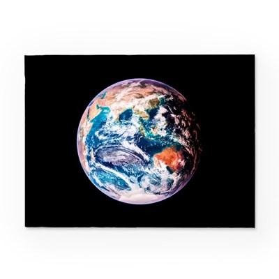 인테리어 패브릭 포스터_지구