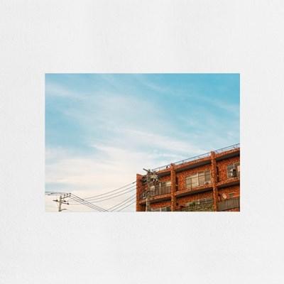 Tokyo mansion (도쿄맨션) / A4 감성 미니포스터