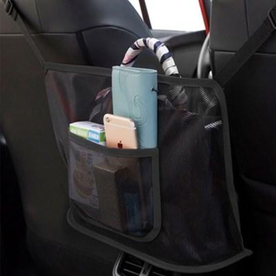 차량사이드포켓 뒷좌석 수납 편리한차량수납바스켓